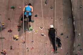 Climbers of any age are welcome